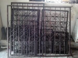 парапети и огради от ковано желязо (3)