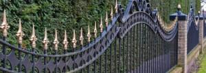 Изработка на огради терзов-метал