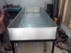 вана за сирене 800 литра