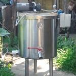 пастьоризатор за сладилед от 50 до 100 литра