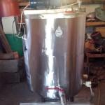 пастьоризатор 200 литра